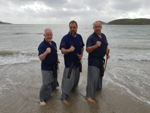 Master Kane, Master Antioniois and Master Harry