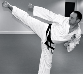Chief Instructor Harry Limer